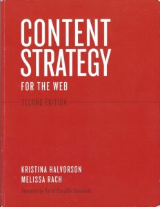 Rezension: Content Strategy for the Web