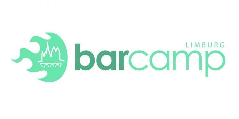 BarCamp Limburg: Wort-Bild-Marke in Neomint