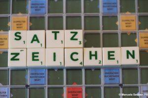 Setzen Sie Zeichen: Satzzeichen für leichteres Leseverständnis!